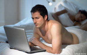 Závislosť na porne je skutočná a ničí Tvoj život!